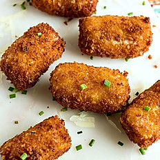 Fried Manchego & Cured Ham Croquettes