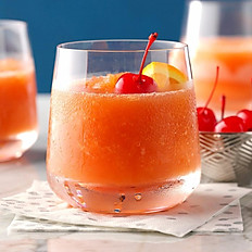 Frozen Brandy Old-Fashioned