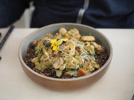 Chai Breakfast Quinoa