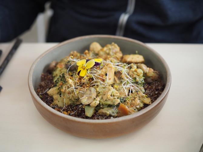 Salades repas, digestion légère
