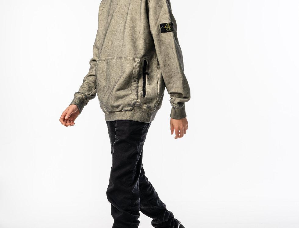 Stone Island Junior Corrosion Sweatshirt