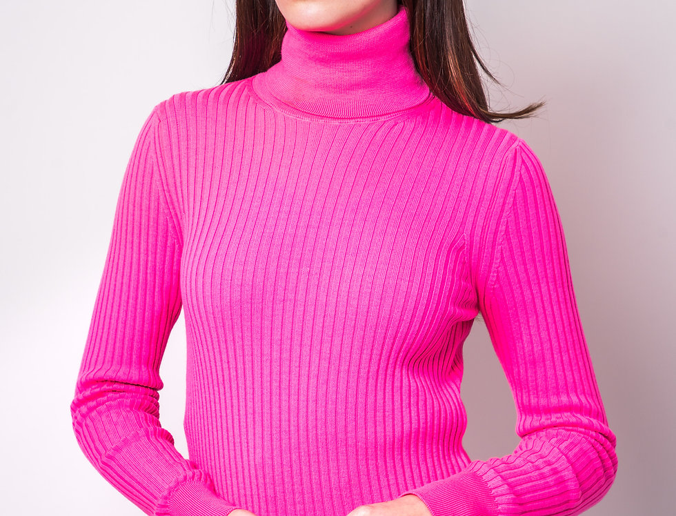 Moncler Ladies Roll neck front view