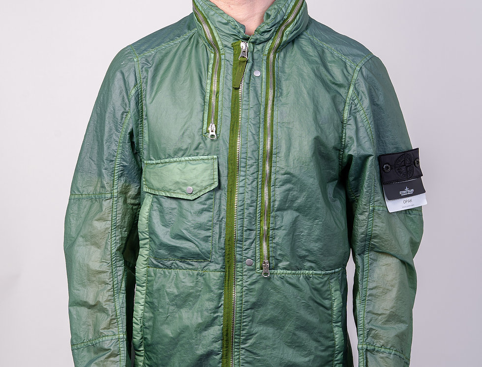 Stone Island Shadow Project OPAK Jacket front view