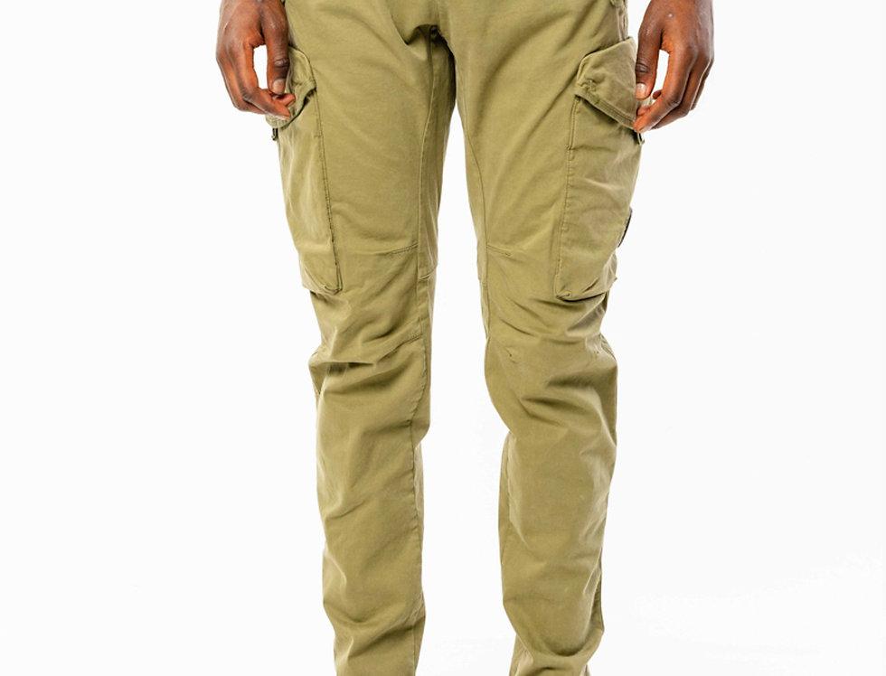 C.P. Company Cargo Pant in khaki green