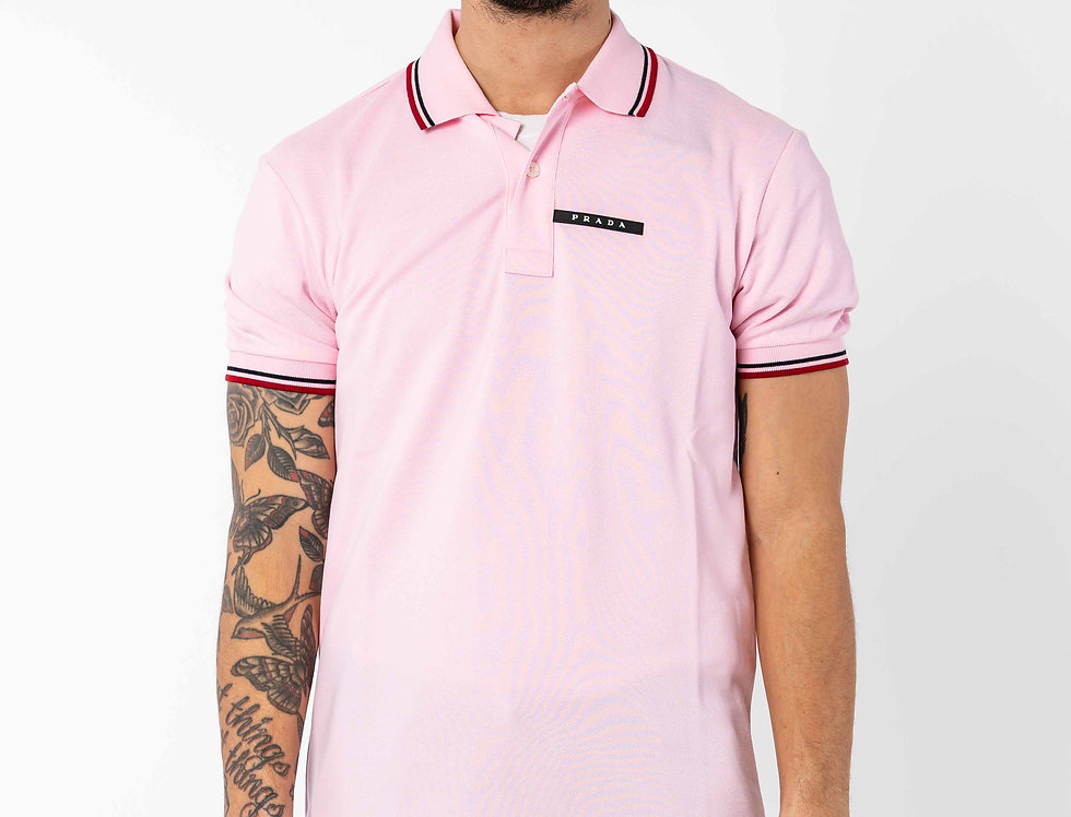 Prada Polo In Pink
