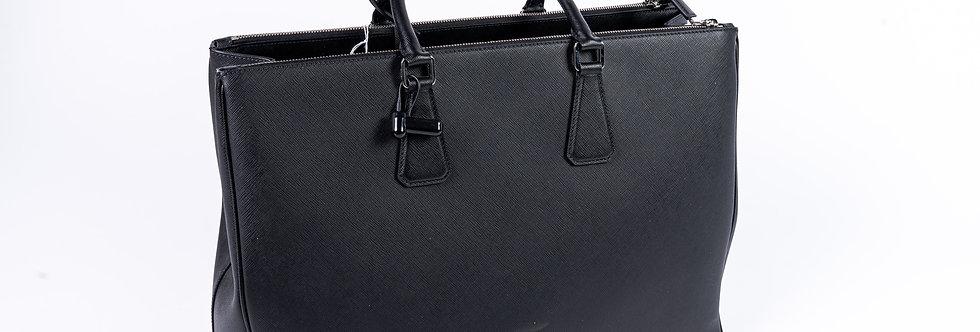 Prada Large Galleria Bag front view