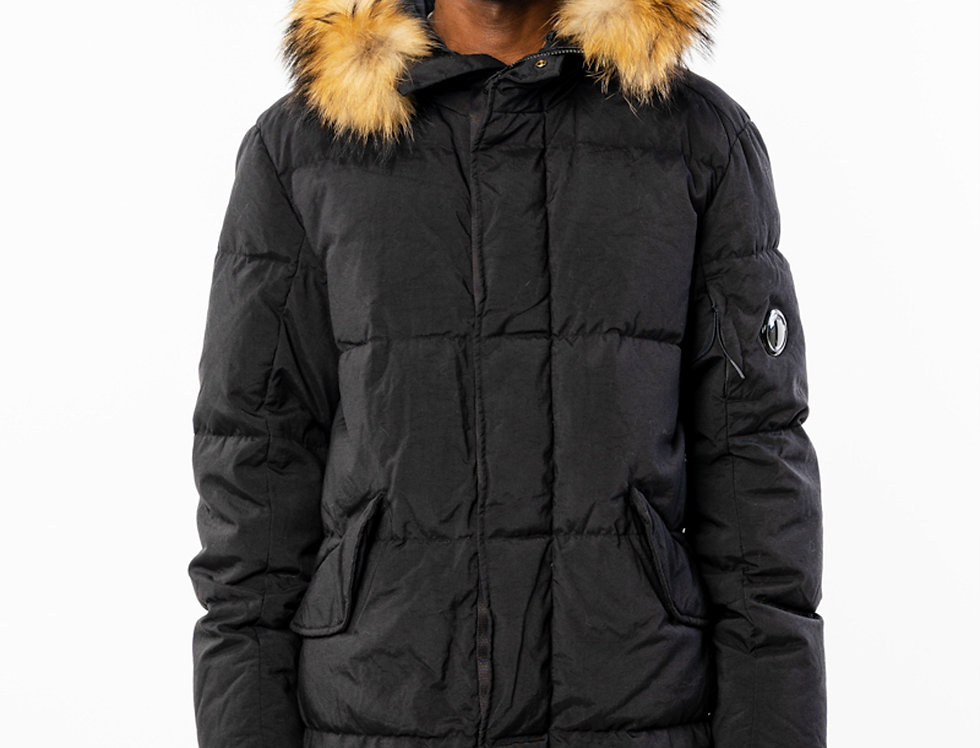 C.P. Company Fili 50 Jacket In Black