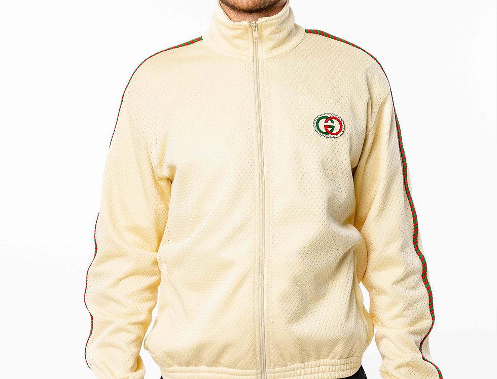 Gucci Cream Track Jacket 2020