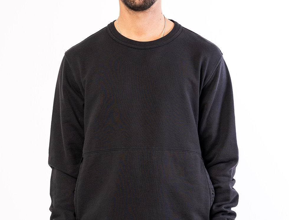 Stone Island Shadow Project Sweatshirt in Black
