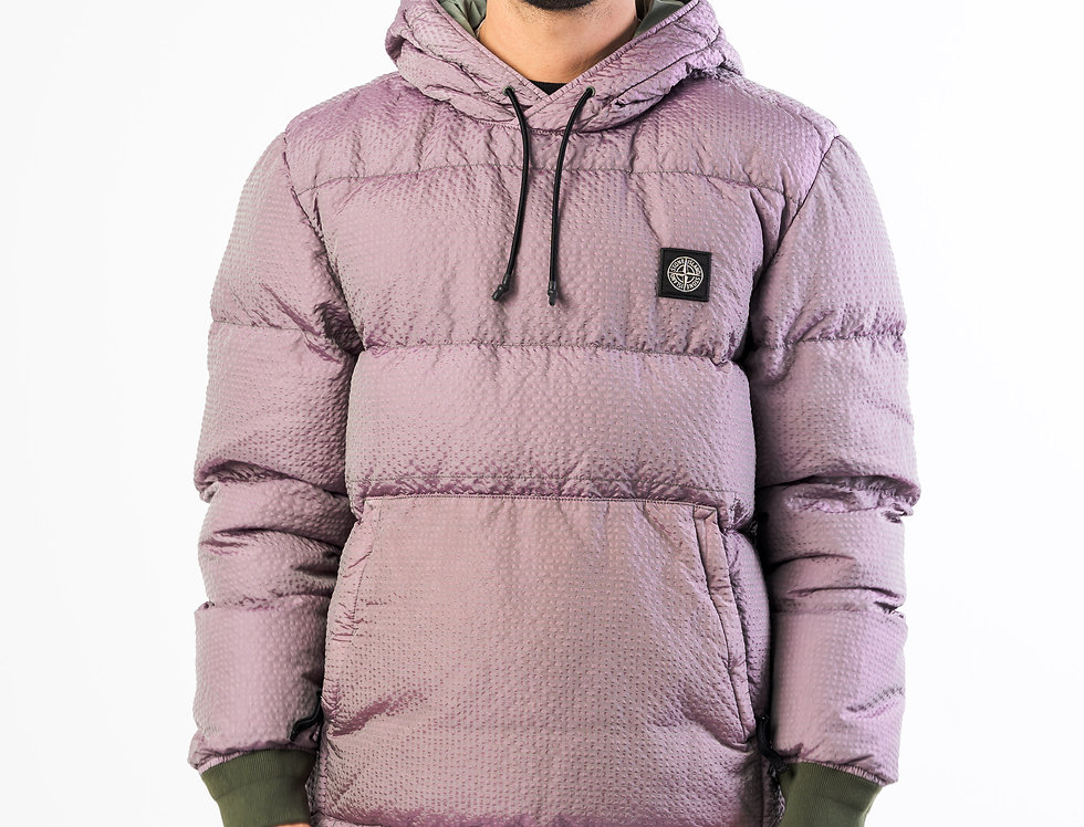 Stone Island Poly-Colour Frame Down-TC: Anorak In Sage