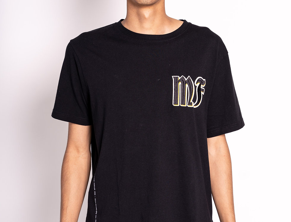 Moncler 'Fragment' T-shirt in Black
