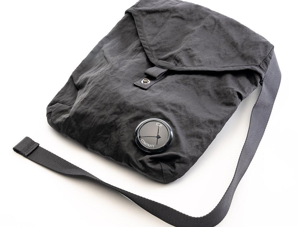 C.P. Company AW20 Black crossbody messenger bag