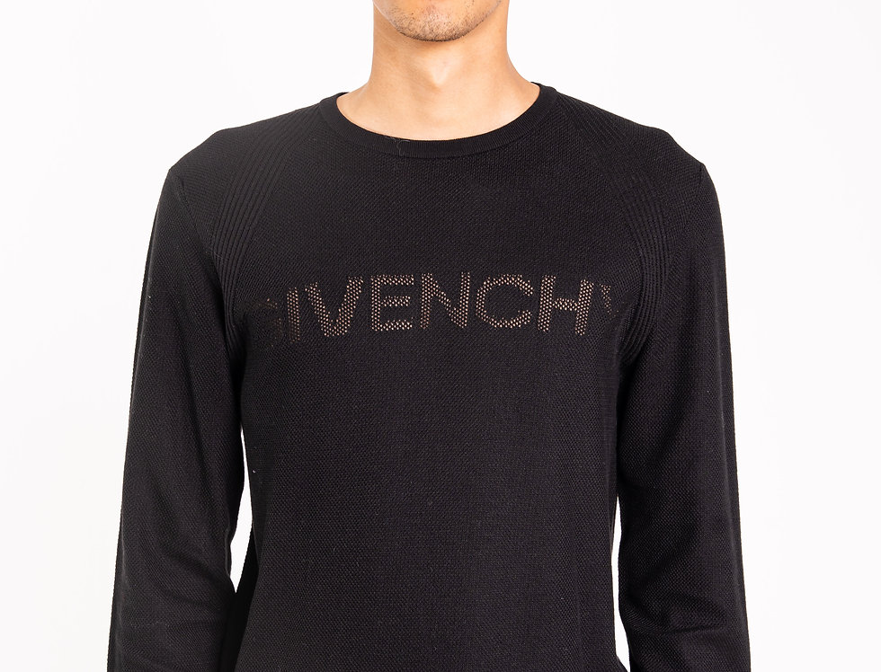 Givenchy Knit In Black