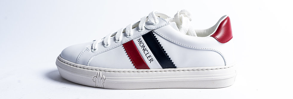 Moncler Ladies Ariel Sneakers side view