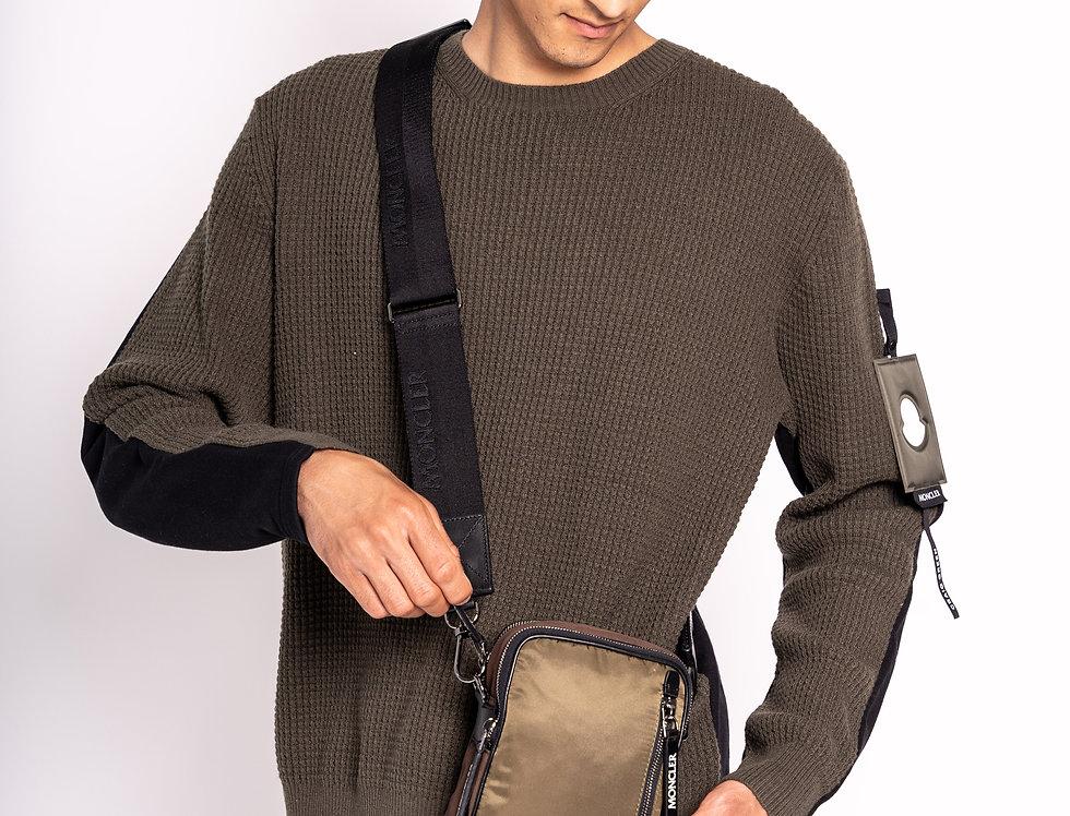 Moncler Brown Shoulder Bag
