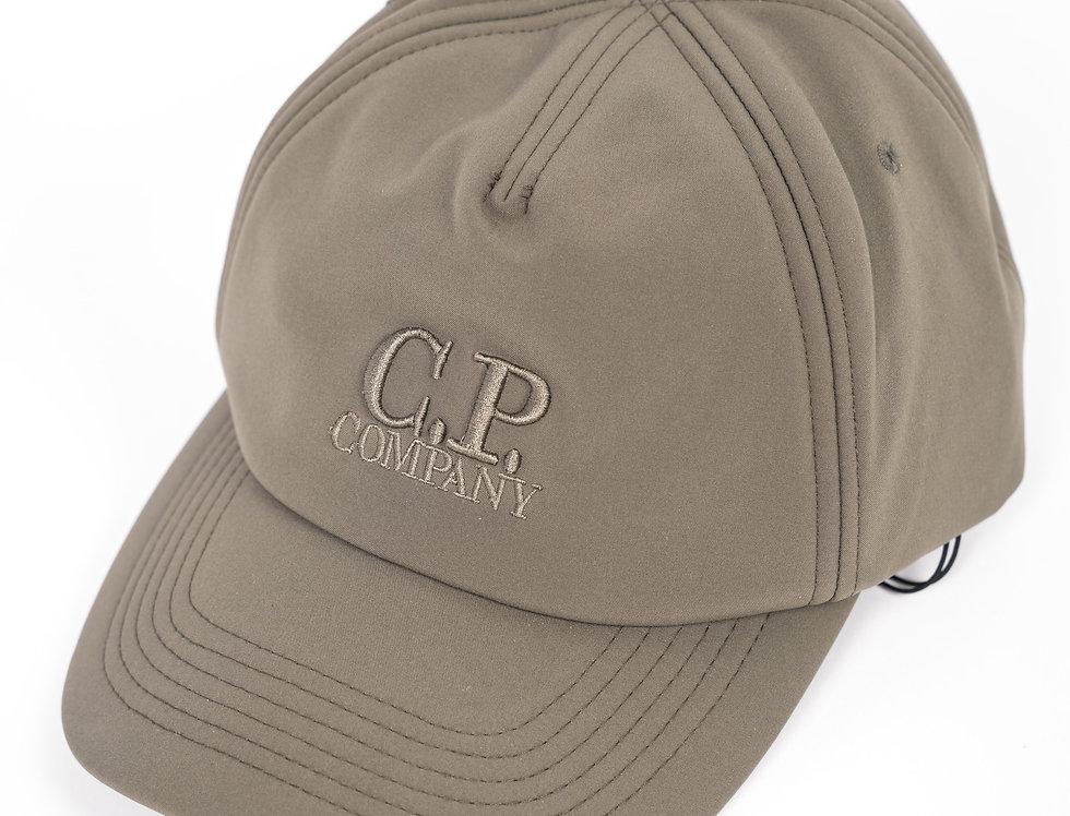 CP Company Shell Cap In Khaki