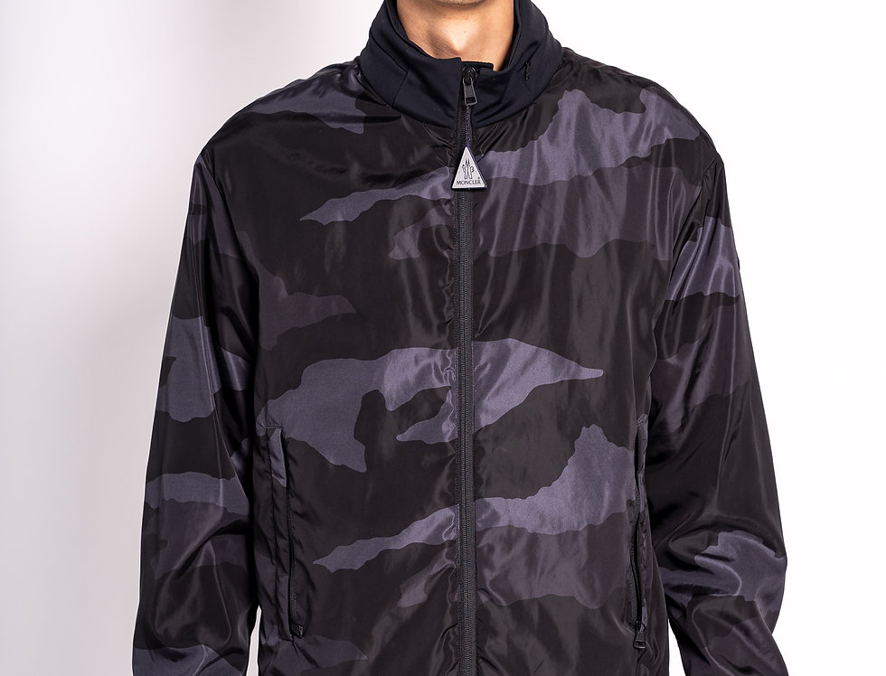 Moncler 'Theodore' Jacket in Camo