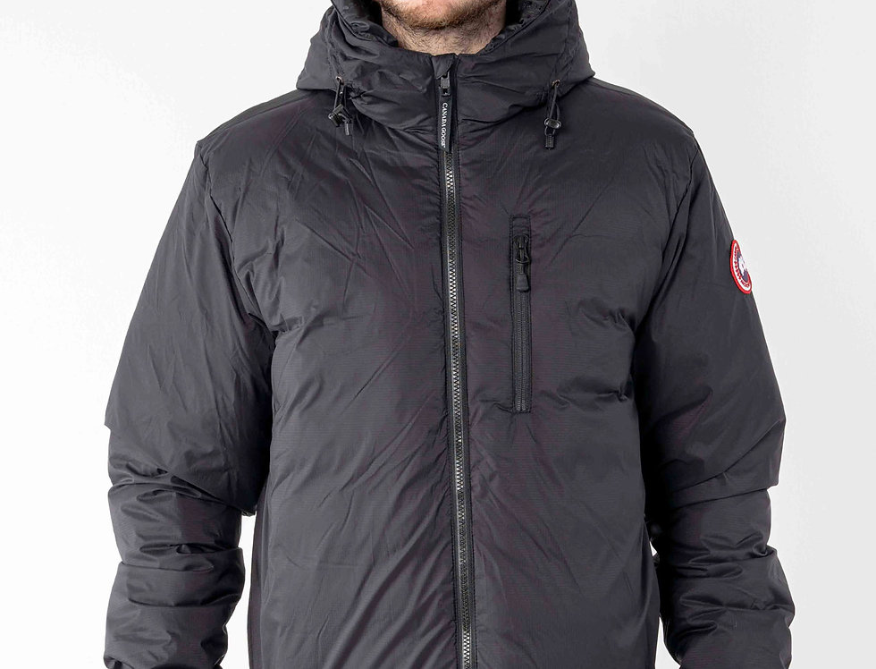 Canada Goose Lodge Hoody In Black