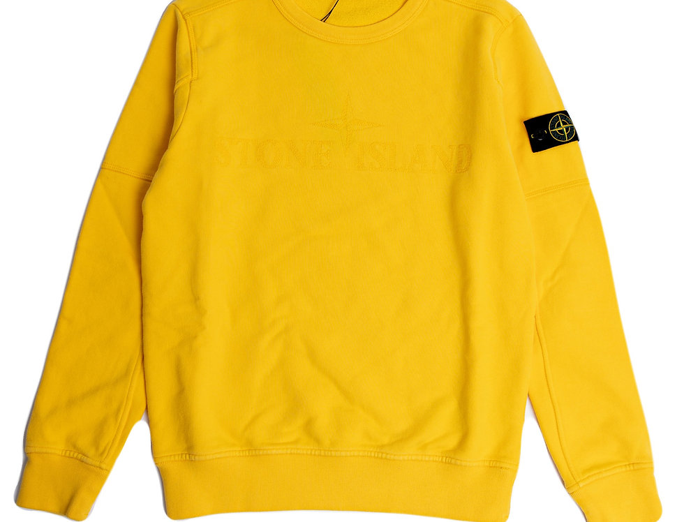 Stone Island Junior Sweatshirt front view