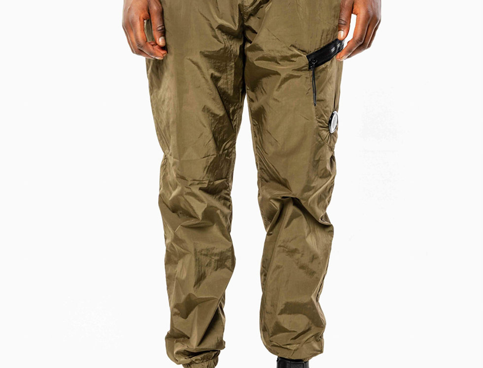 C.P. Company Chrome Cargos In Ivy Green