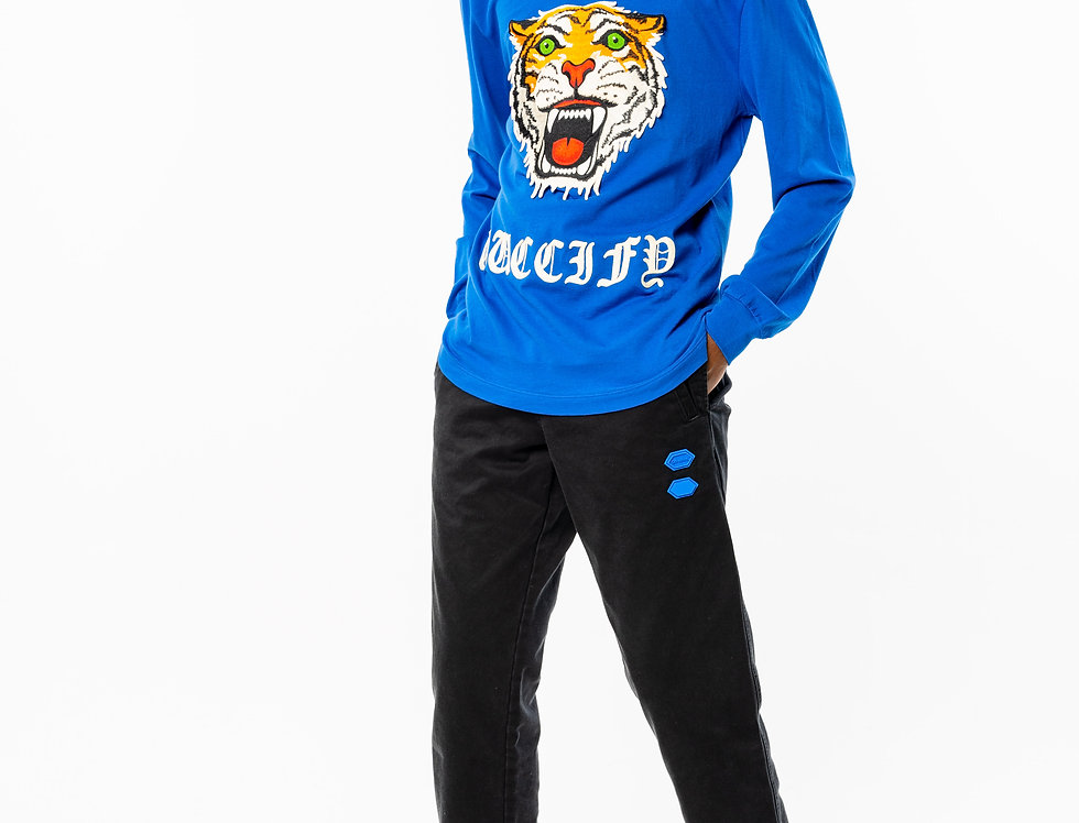 Gucci Tiger Long Sleeve T-shirt