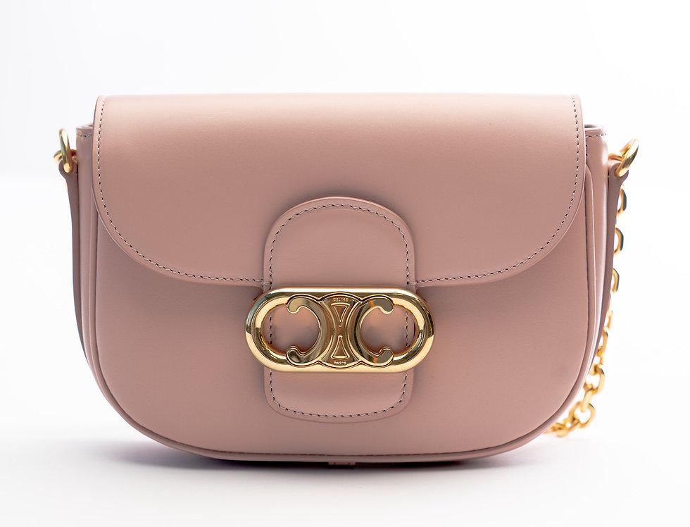 Celine - Vintage Pink Shoulder Bag