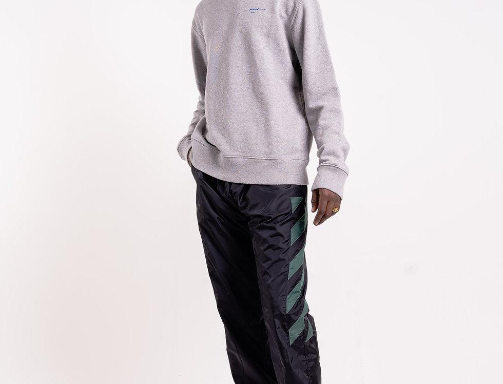 OFF-WHITE™️  AW20  Sweatshirt In Grey