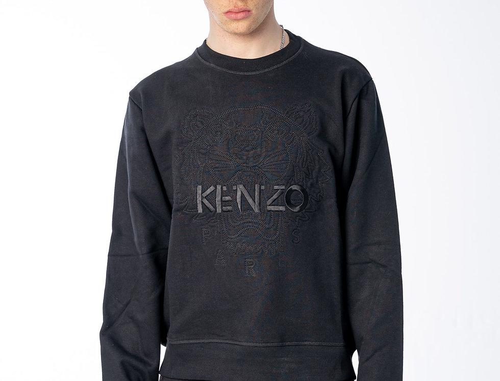 Kenzo 'Black Tiger' Sweatshirt In Black