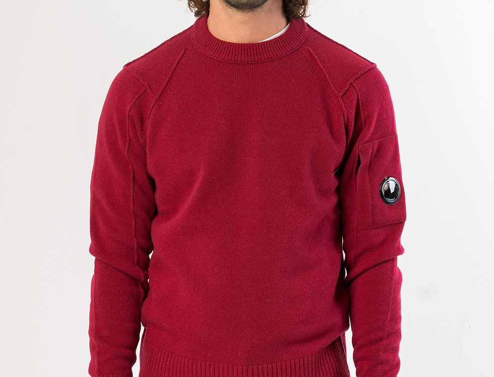 C.P. Company Jumper In Red