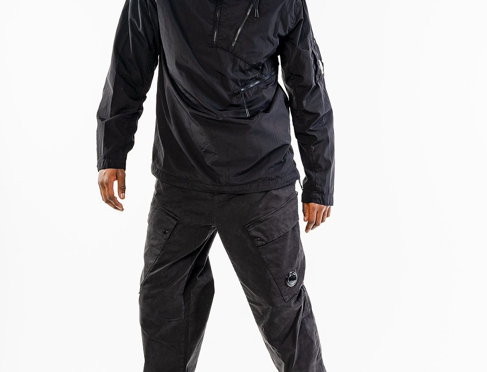 C.P. Company AW20 Technical Jacket In Black