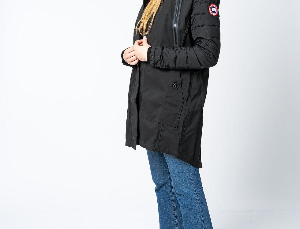 Canada Goose - Sabine Coat In Black side view