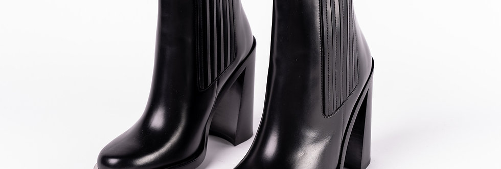 Versace Heeled Boot front view