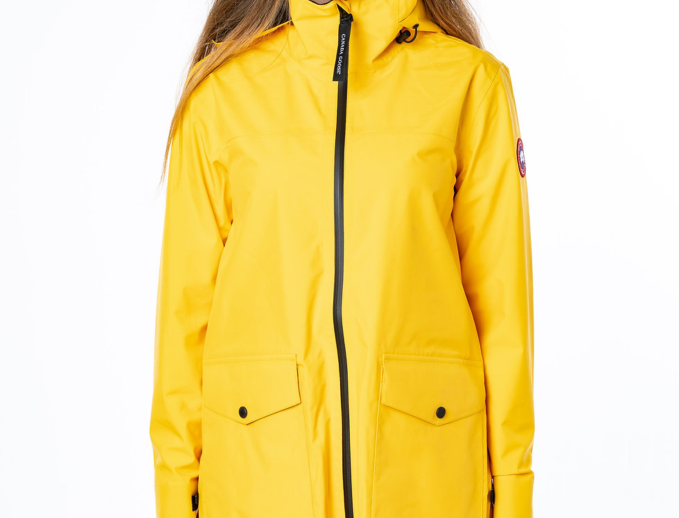 Canada Goose - Wolfville Jacket In Yellow