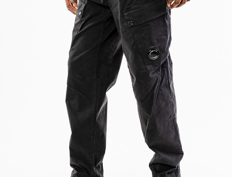C.P. Company Technical Pant in Black.
