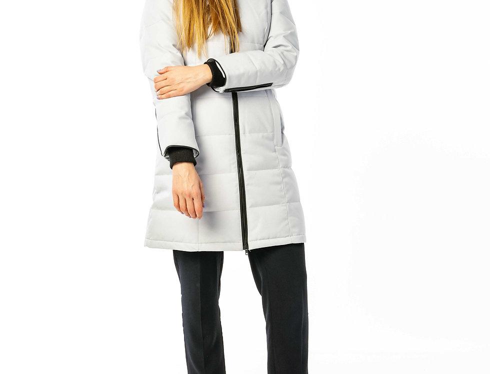 Canada Goose - Pembina Coat In Silverbirch