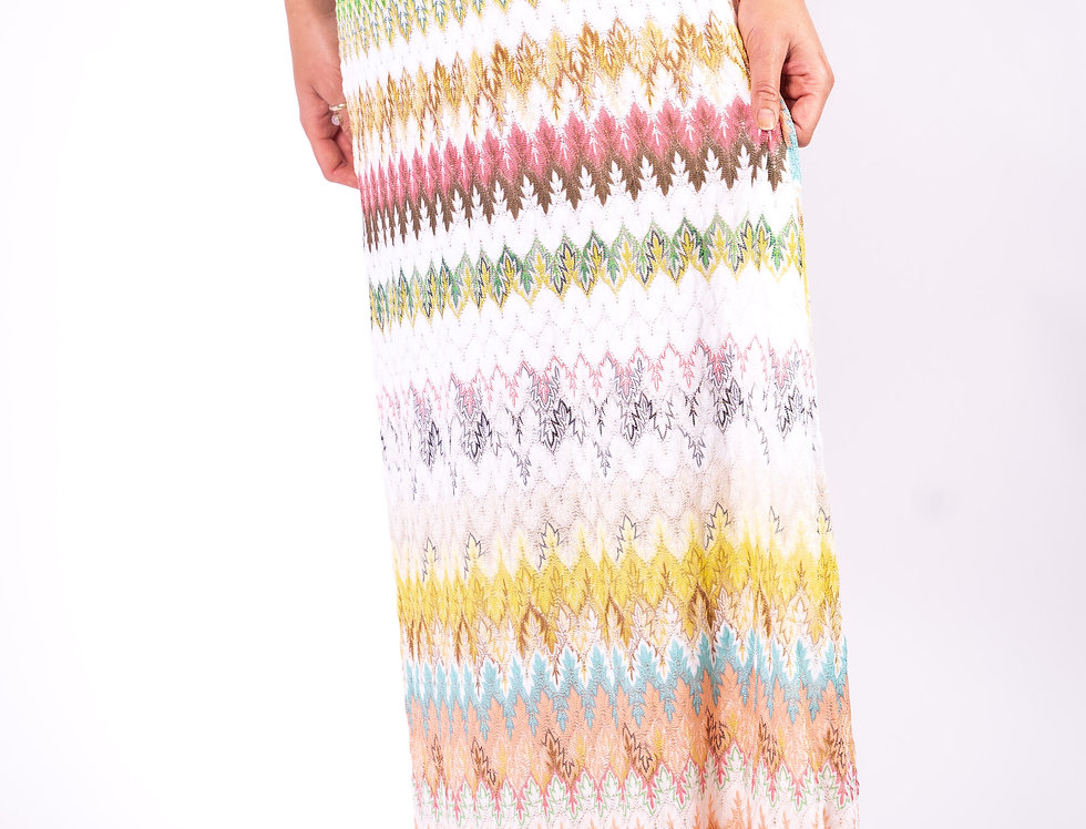 Missoni Multicoloured Dress front view