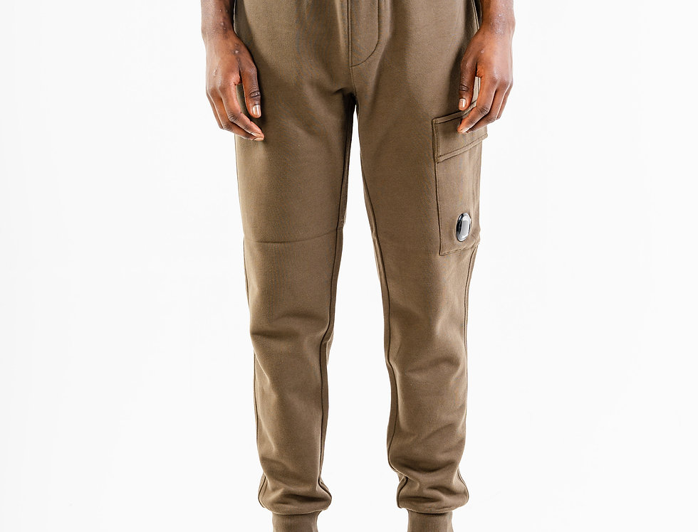 C.P. Company Sweatpants In Khaki