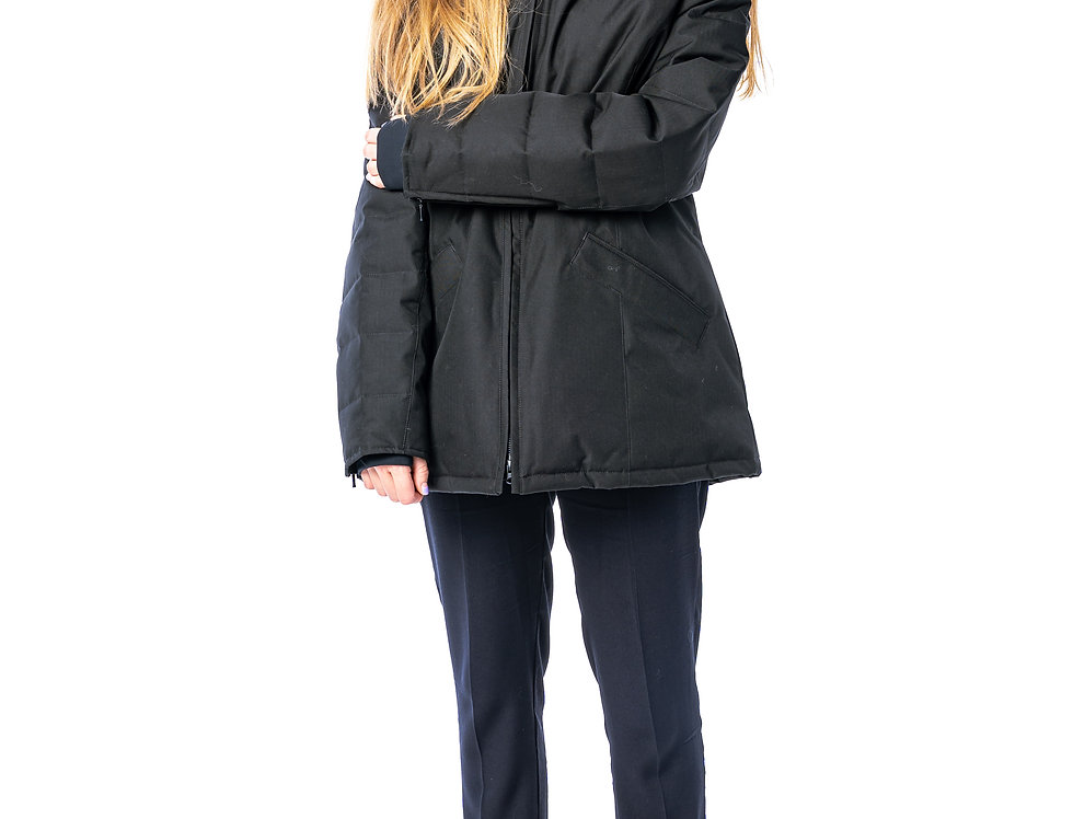 Canada Goose - Belmont Coat In Black