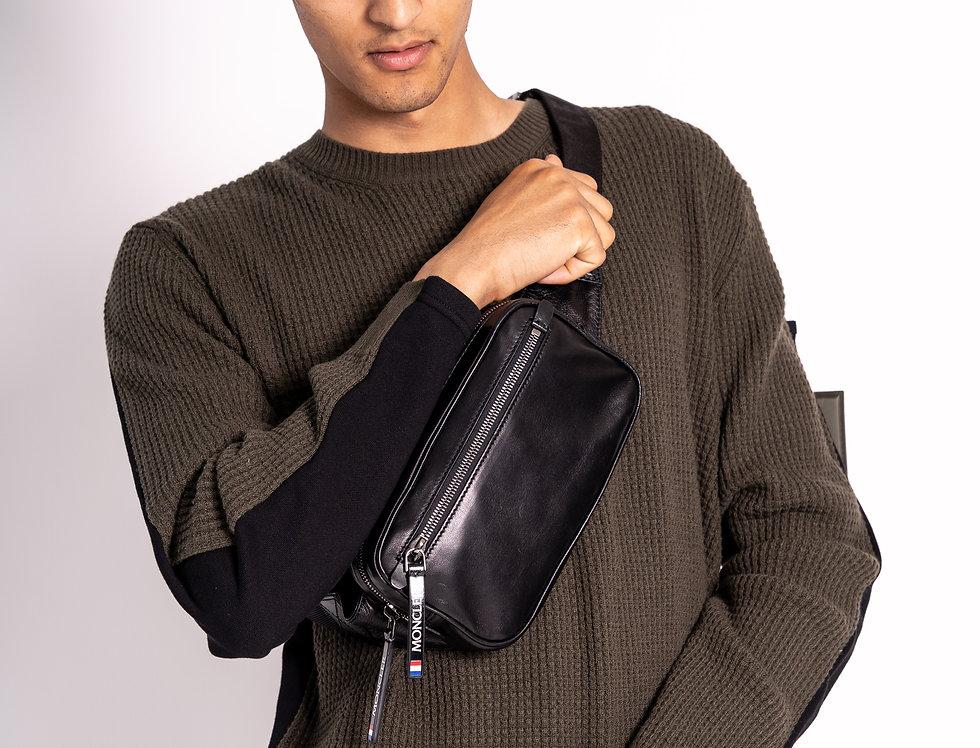 Moncler Black Shoulder Bag