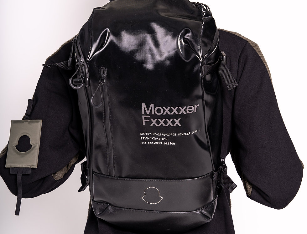 Moncler 'Fragment Fxxxx' Backpack