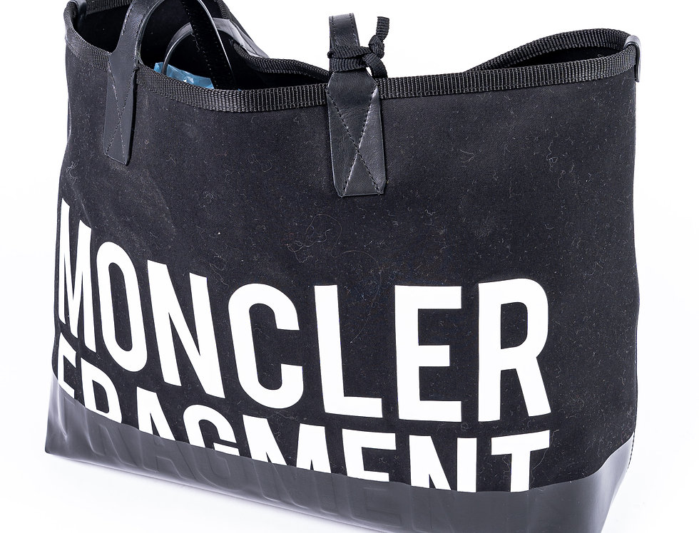 Moncler Fragment Tote Bag front view