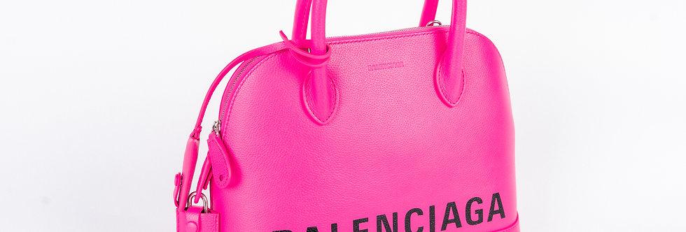 Balenciaga City Bag In Pink