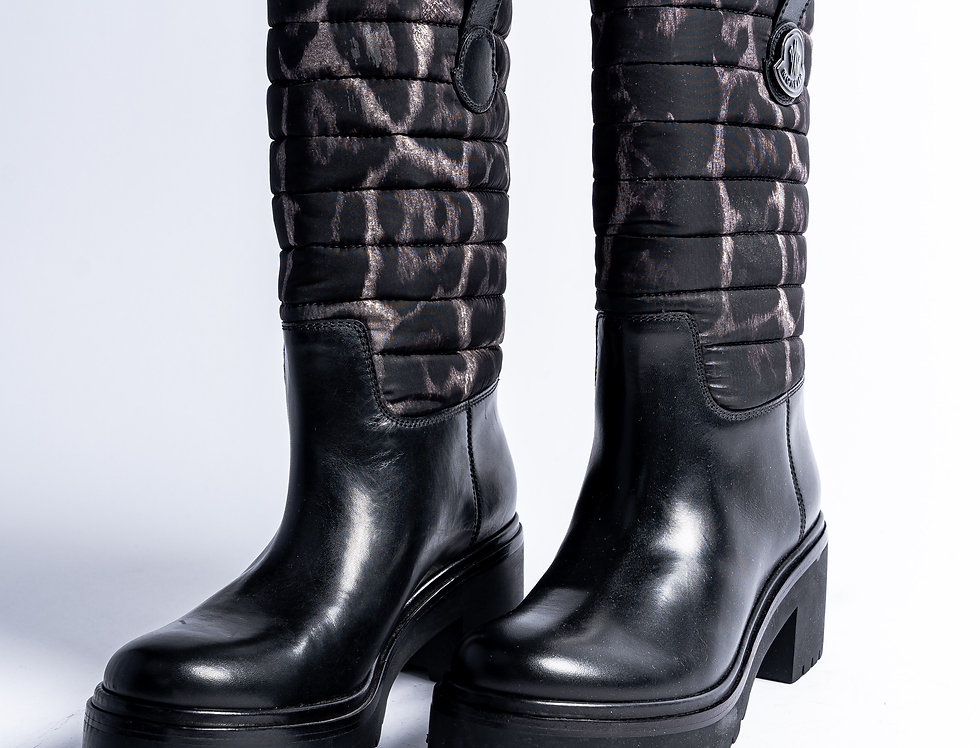 "Moncler ""Naomie"" Boot front view"