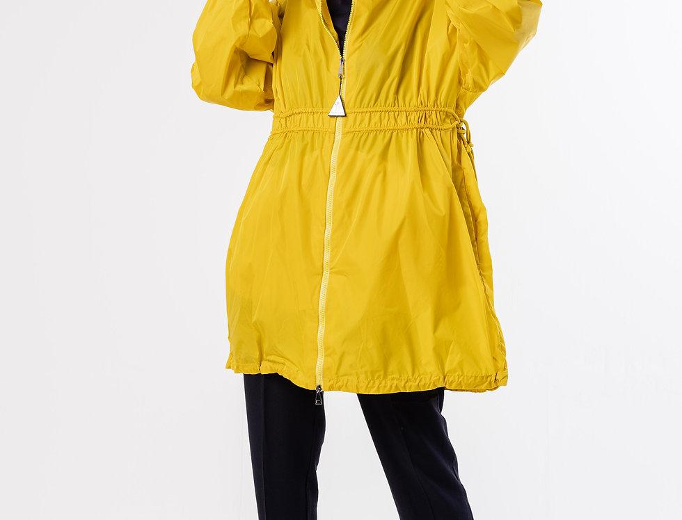 Moncler Raincoat  In Yellow