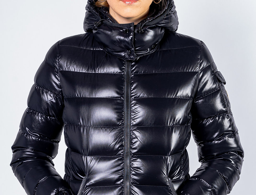 Moncler Ladies Bady Giubbotto Jacket front view