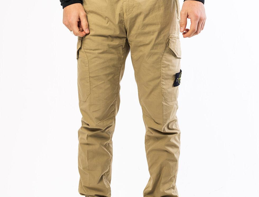 Stone Island Cargo Trousers in Dark Beige