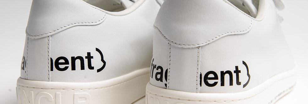 Moncler Fragment Sneakers heel view