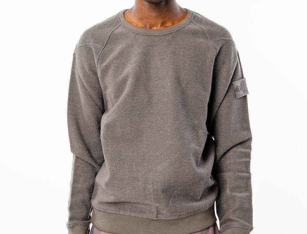 """Stone Island """"ghost"""" sweatshirt - charcoal grey"""