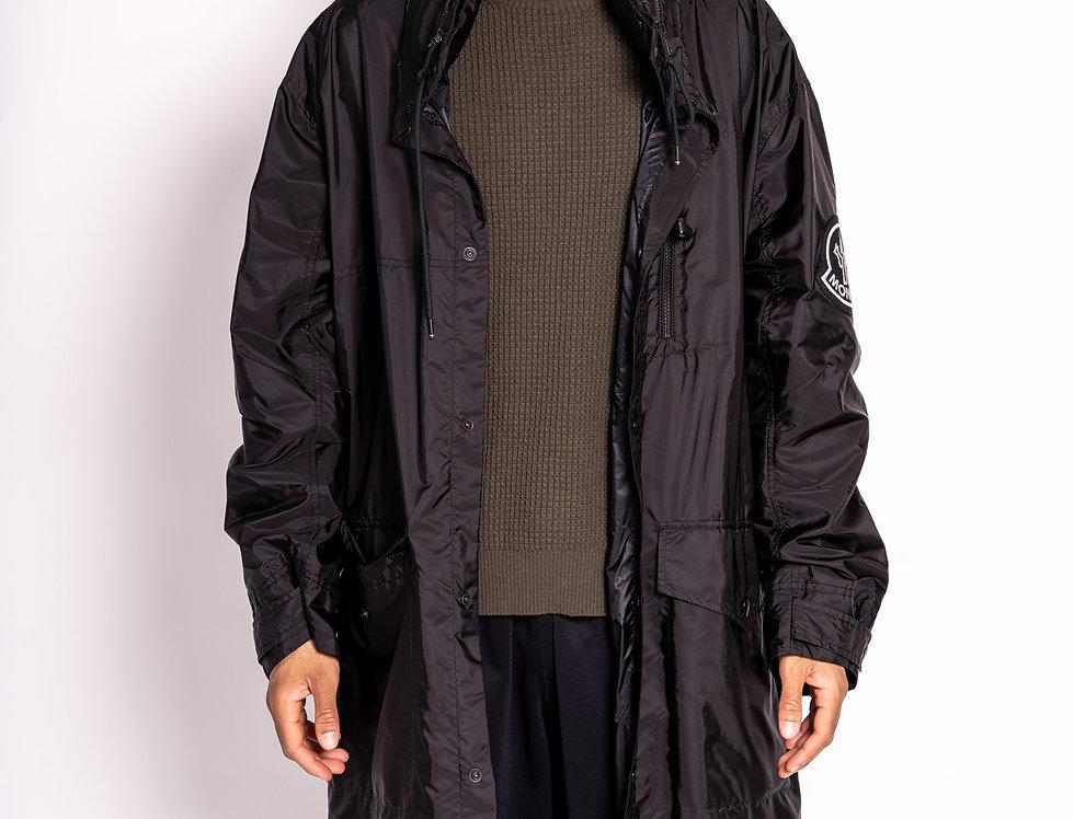 Moncler Greg 'Giubbotto' Jacket in Black
