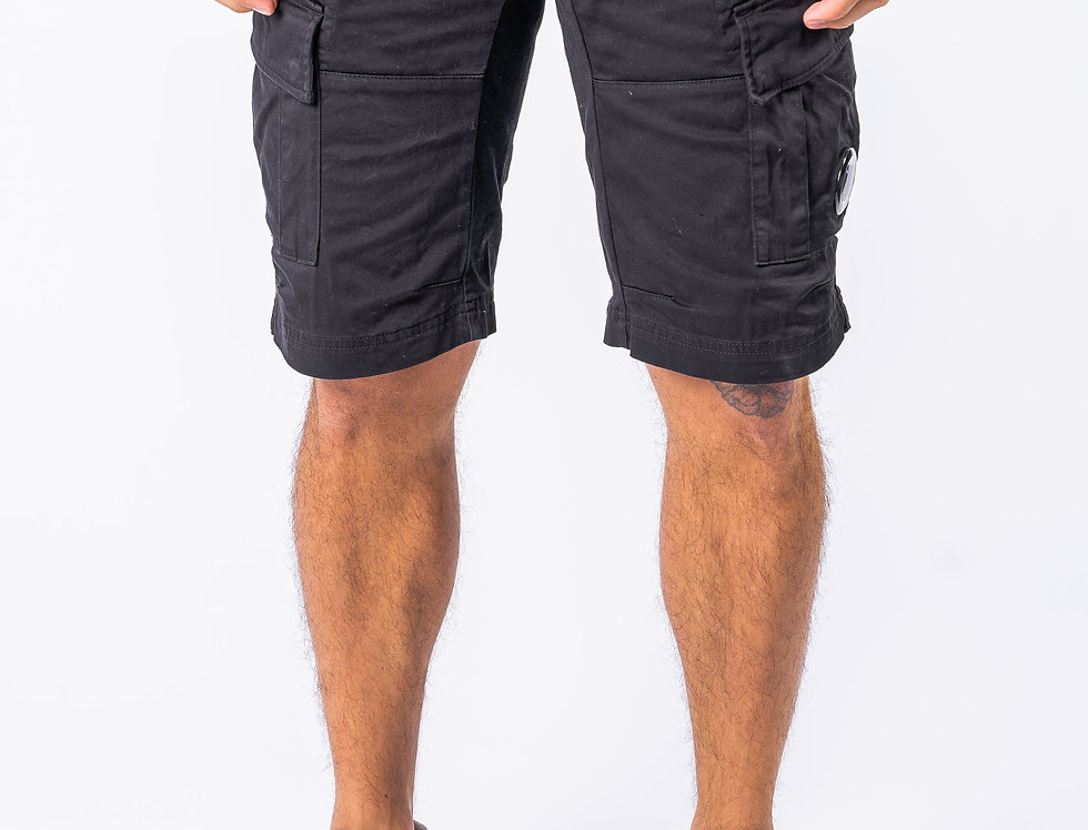 C.P. Company Cargo Shorts front view